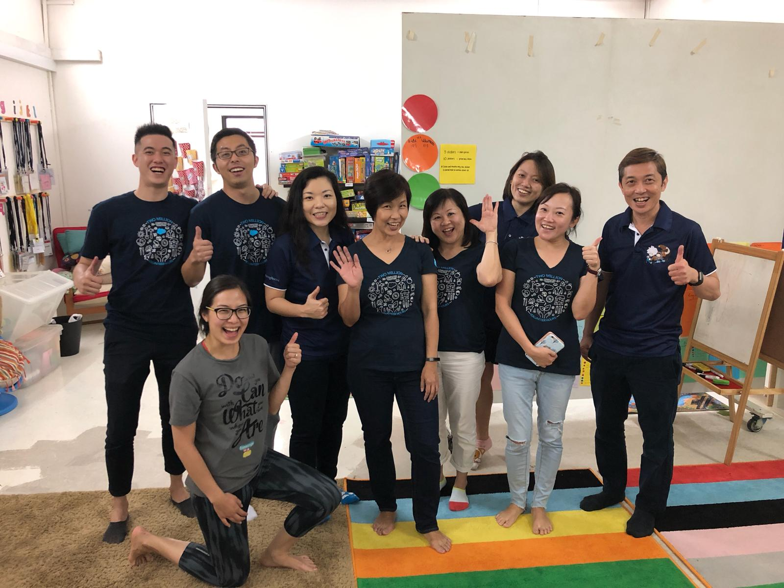 Corporate Social Responsibility in Singapore and Volunteering