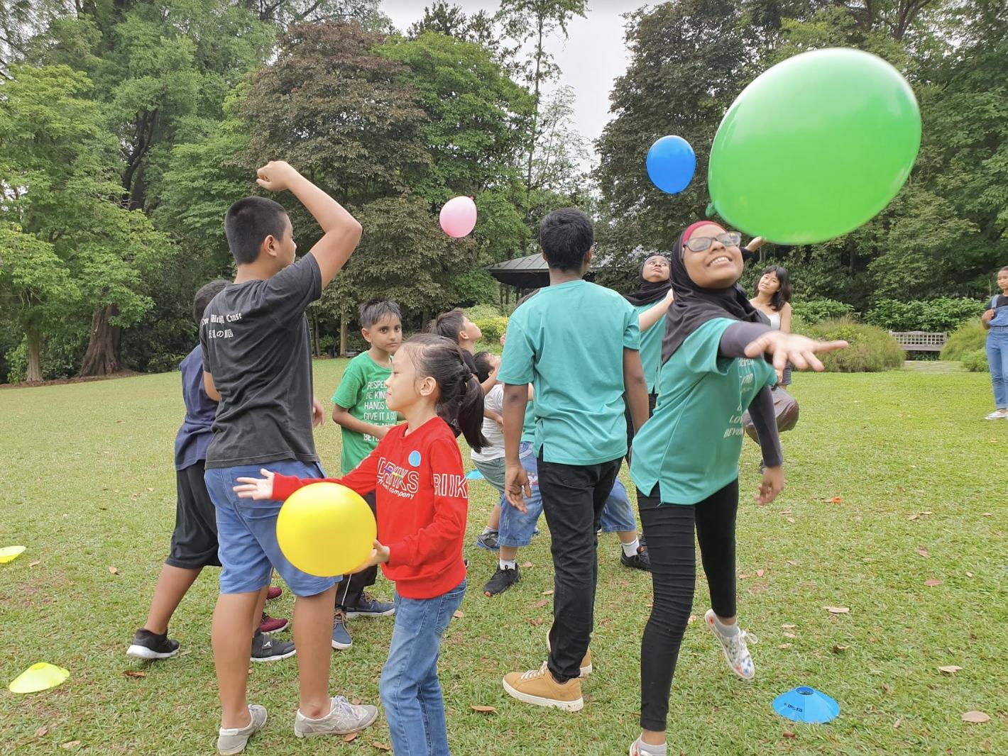 Children's Charity in Singapore