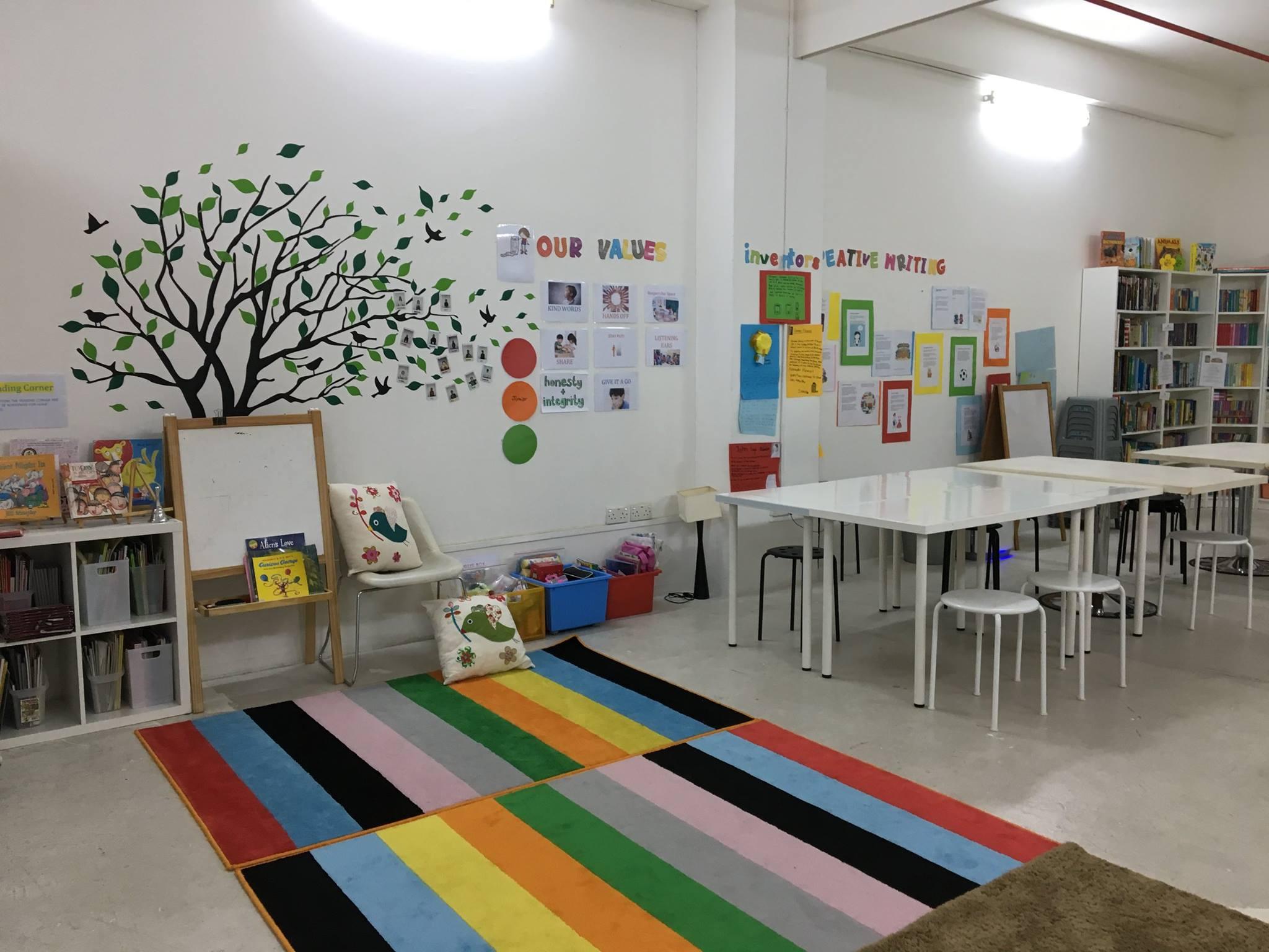 After School Program in Singapore
