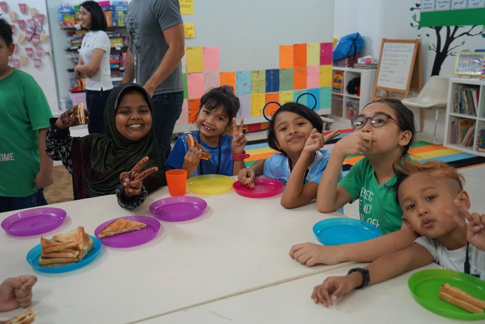 children's non profit singapore