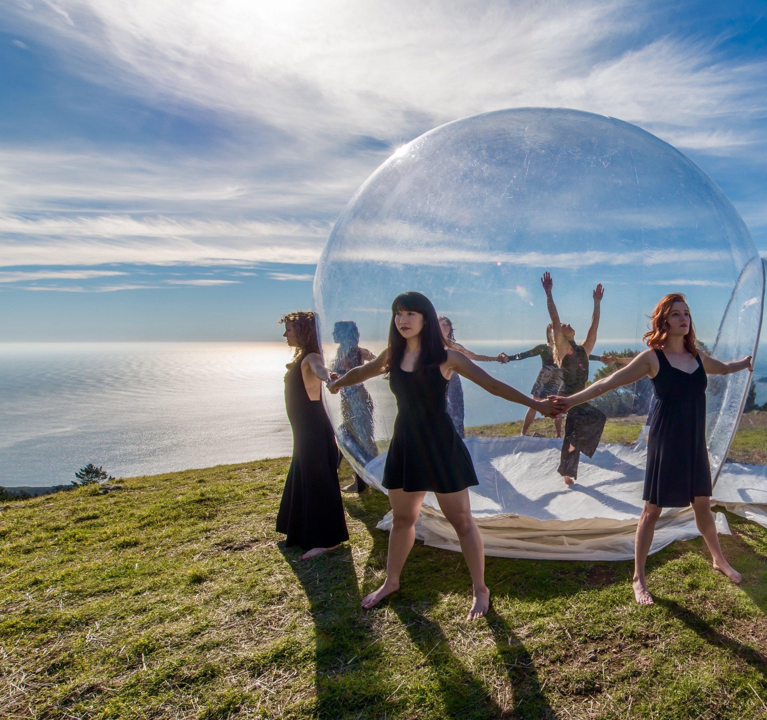 "Company - Printz Dance Project's ""GLASSlands"" by Jeff Zender"