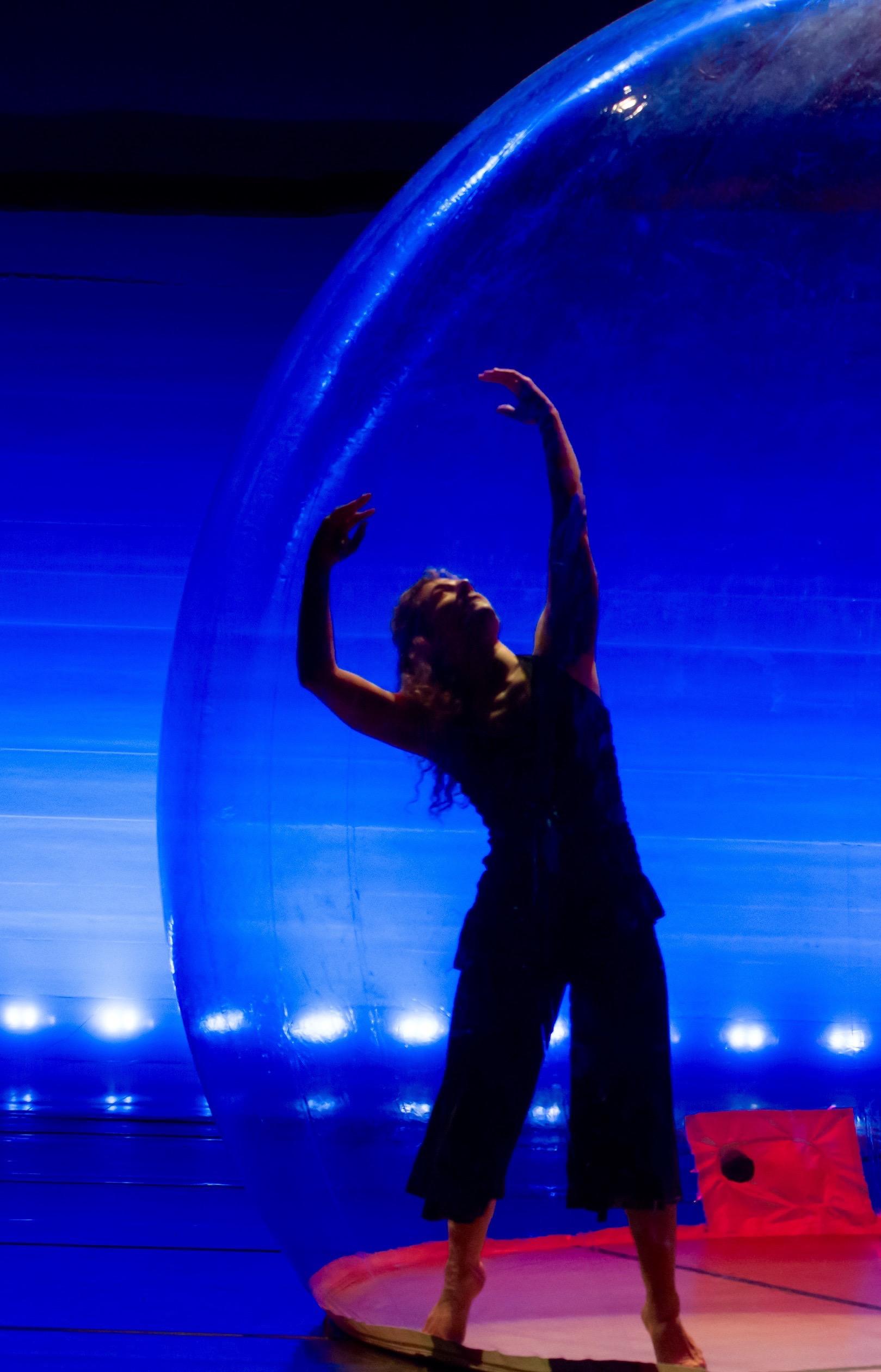 "Stacey Printz - Printz Dance Project's ""GLASSlands"" by Jeff Zender"