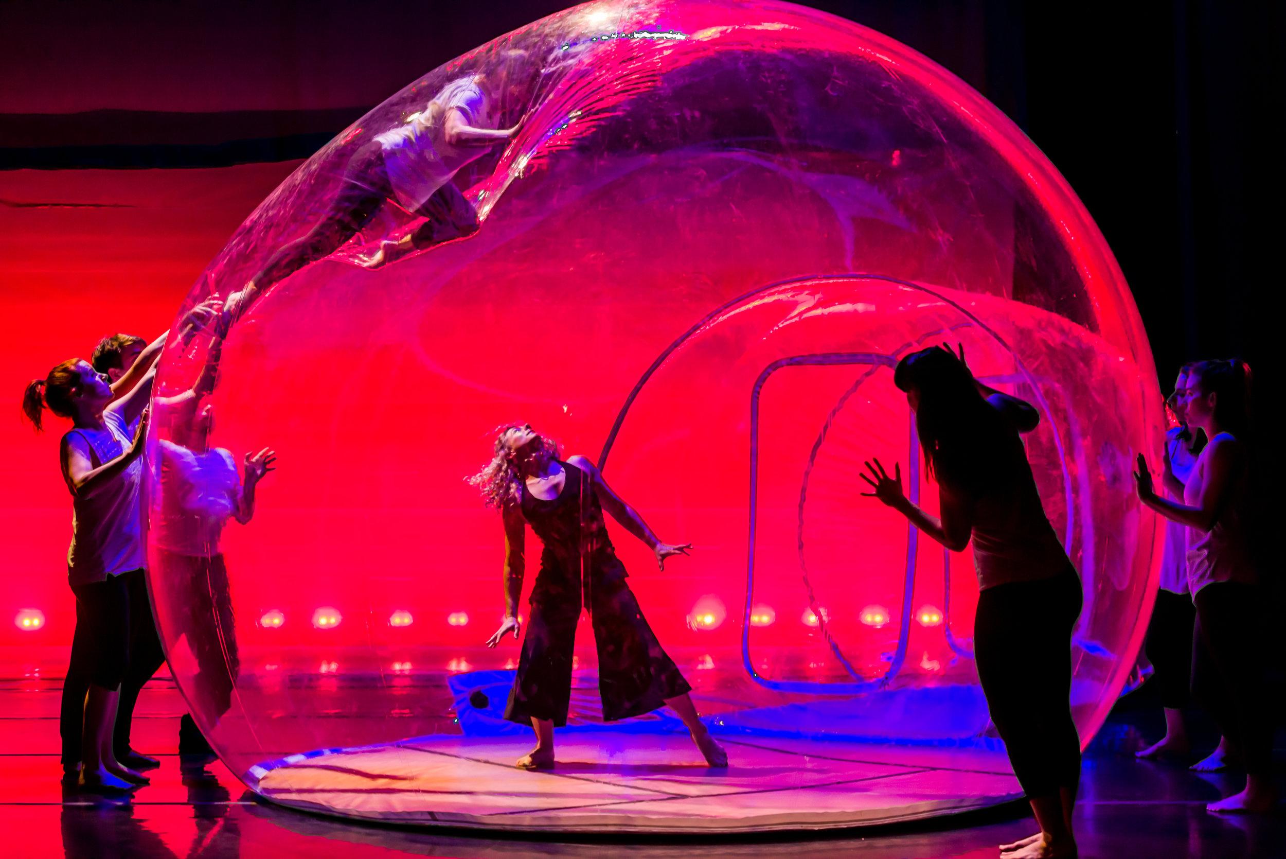 "Stacey Printz, Suzy Myre and company - Printz Dance Project's ""GLASSlands"" by Jeff Zender"