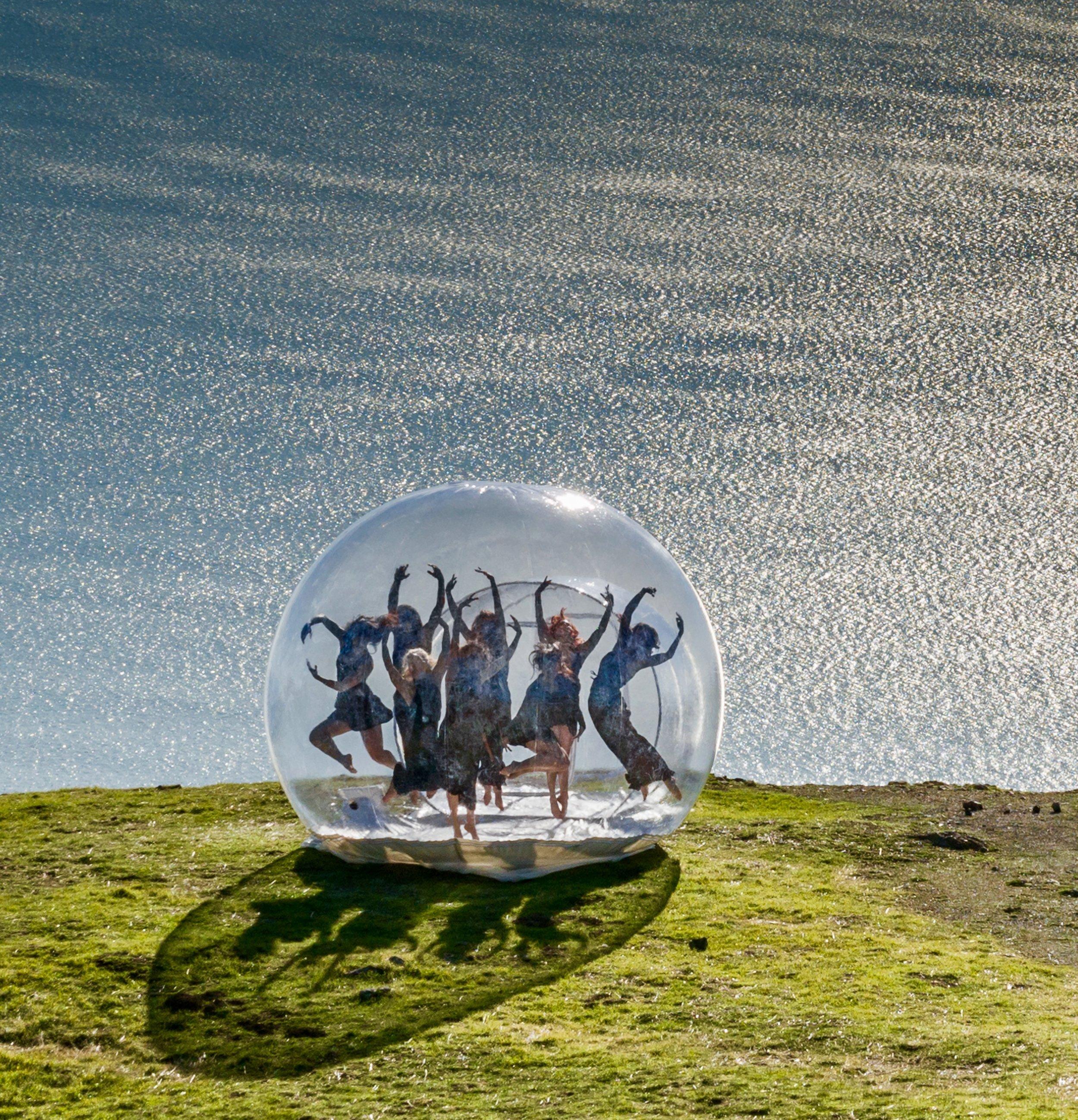 Photo of Printz Dance Project in GLASSlands by Jeff Zender