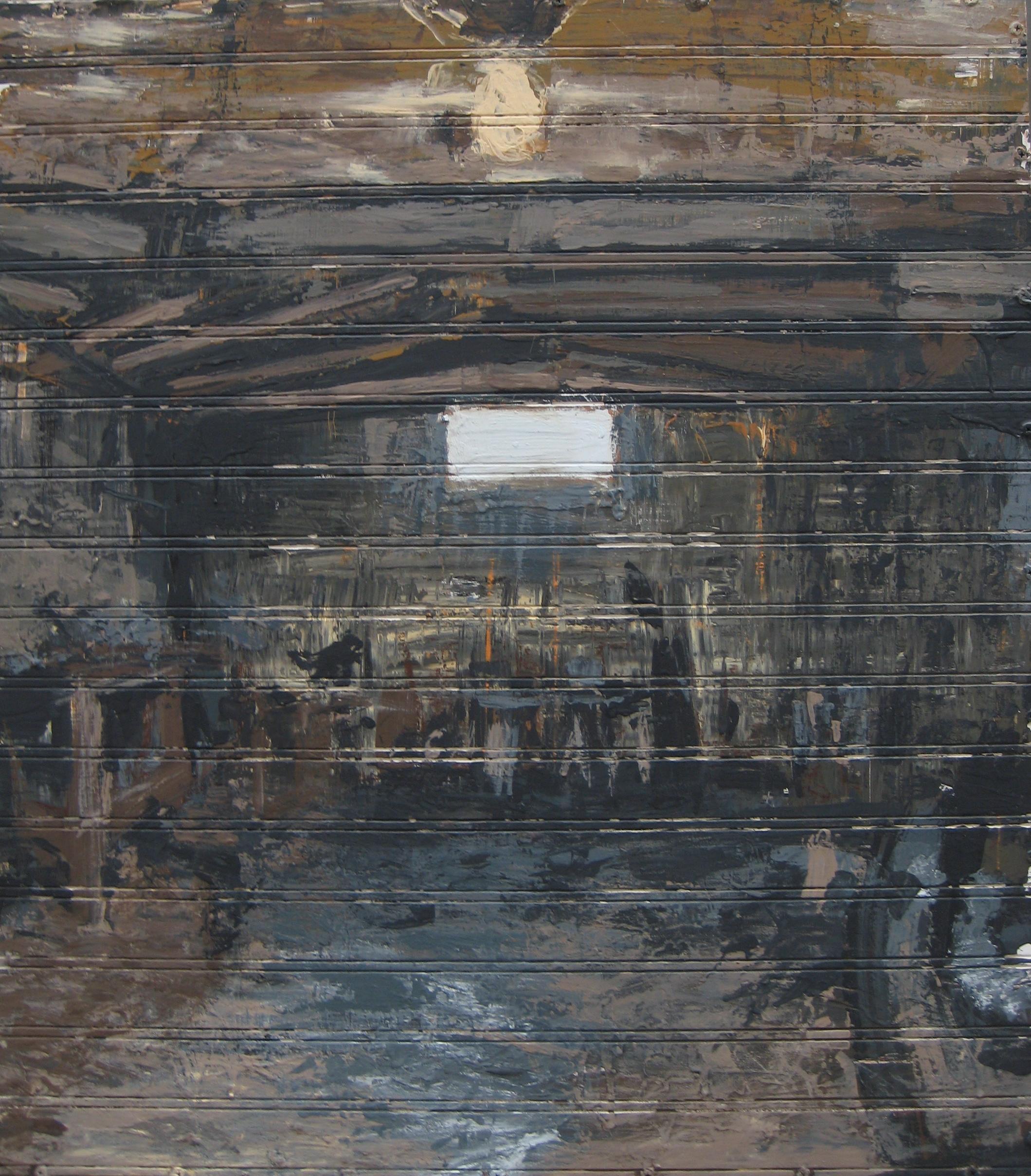 "Untitled Window #1, 36"" X 48"", 2006, NFS"