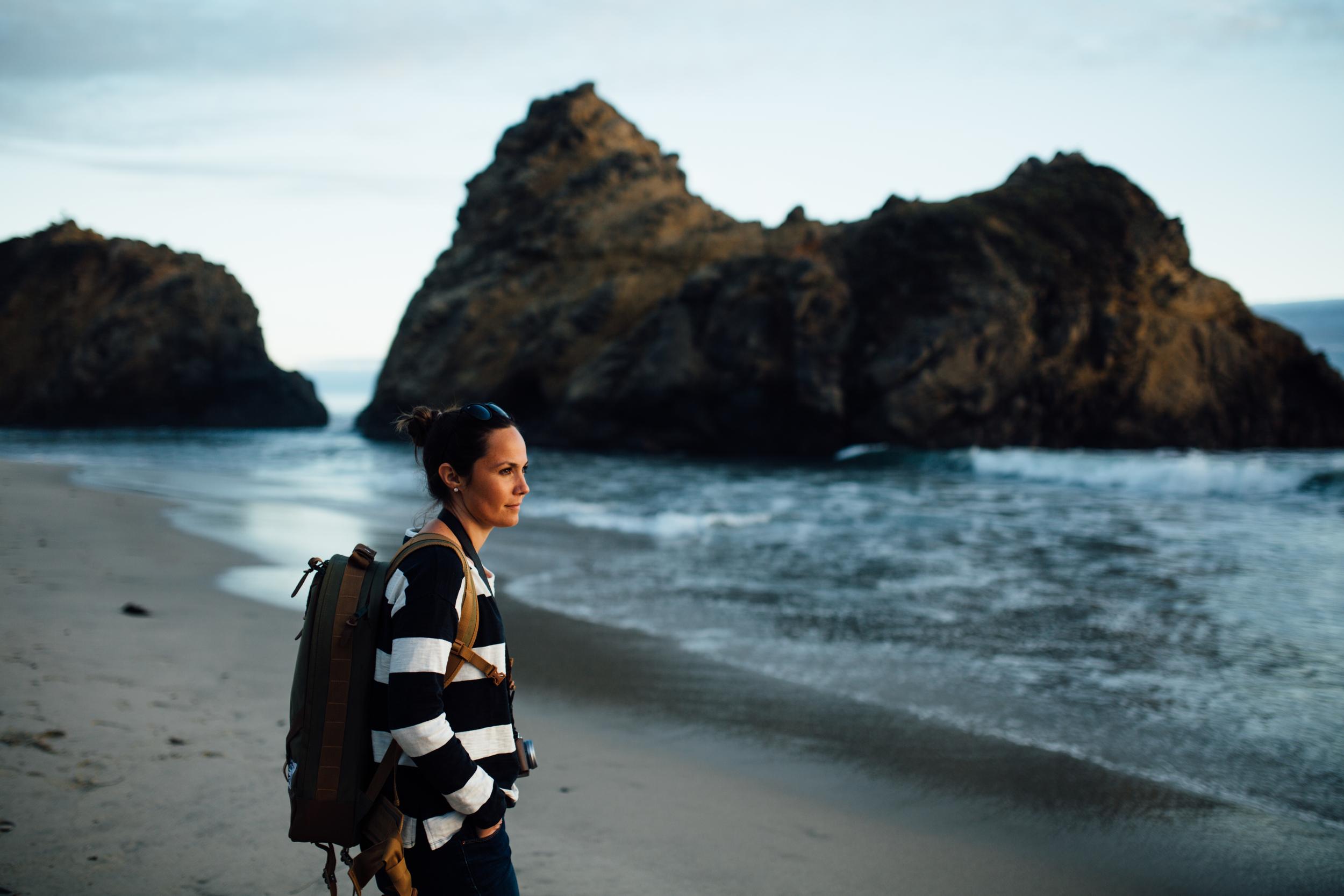 Pfeiffer Beach  Big Sur, CA