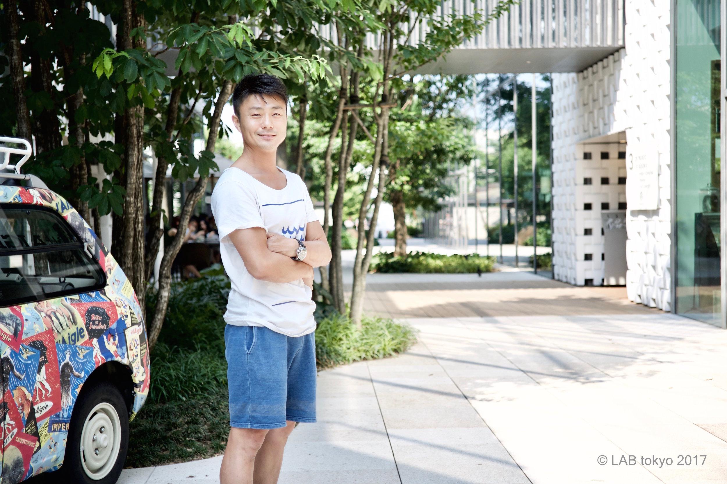 Daisuke Yamada - Professional Photographer