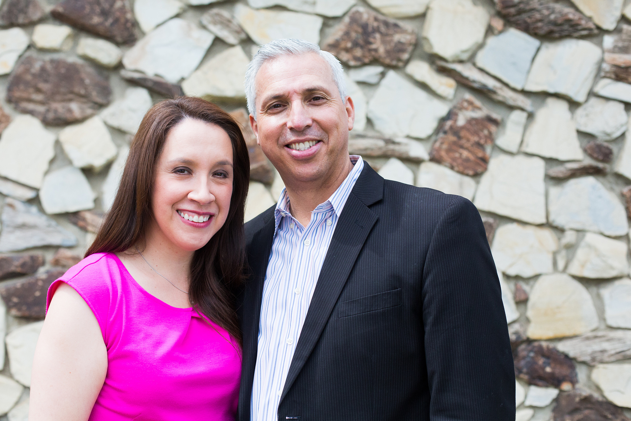 Pastor Saul and Linda Gonzalez