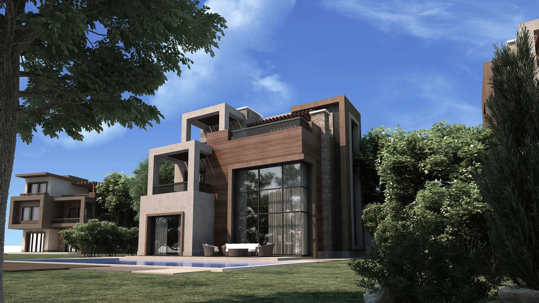 Loft Park Villa
