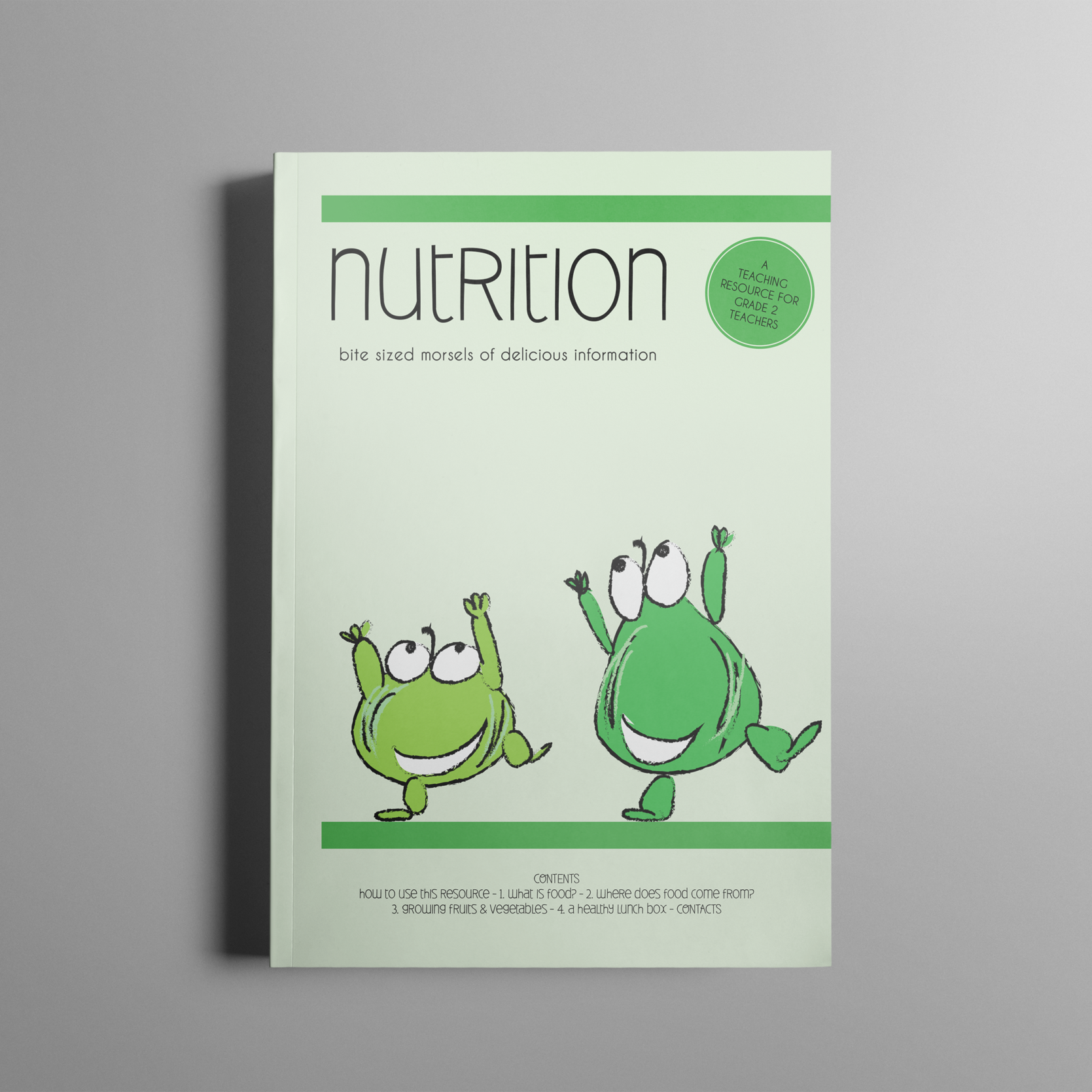 THE CHILD HEALTH PROMOTION RESEARCH CENTRE  [PUBLICATION DESIGN / ILLUSTRATION}