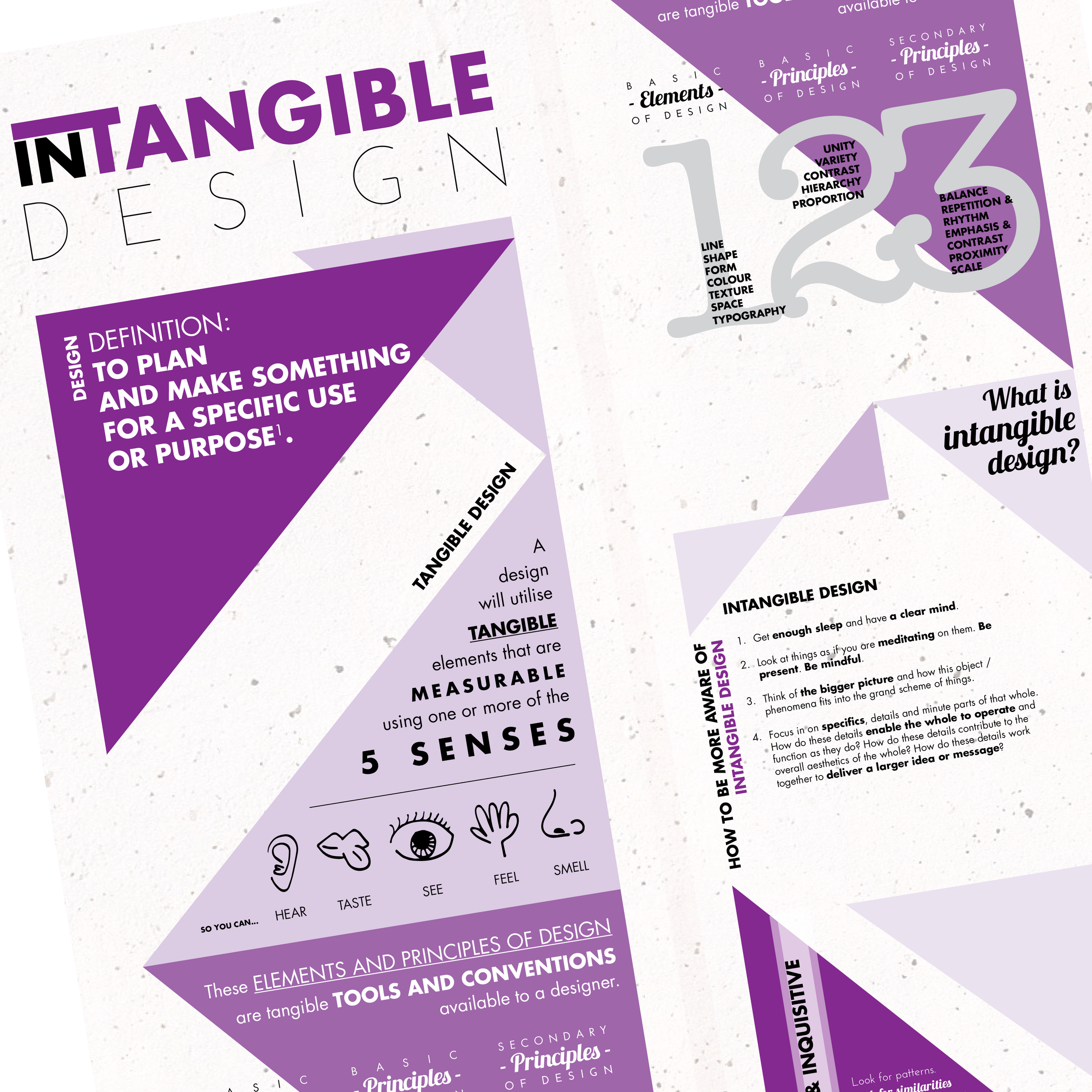 INTANGIBLE DESIGN  {INFORMATION DESIGN}
