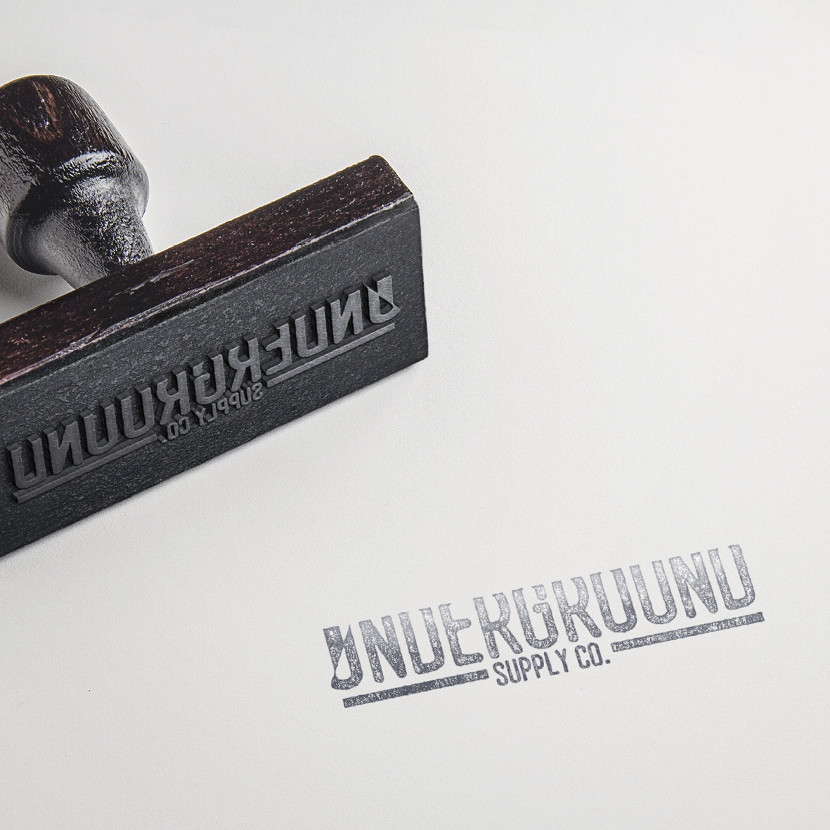 UNDERGROUND SUPPLY CO  [BRAND IDENTITY / SOCIAL MEDIA]