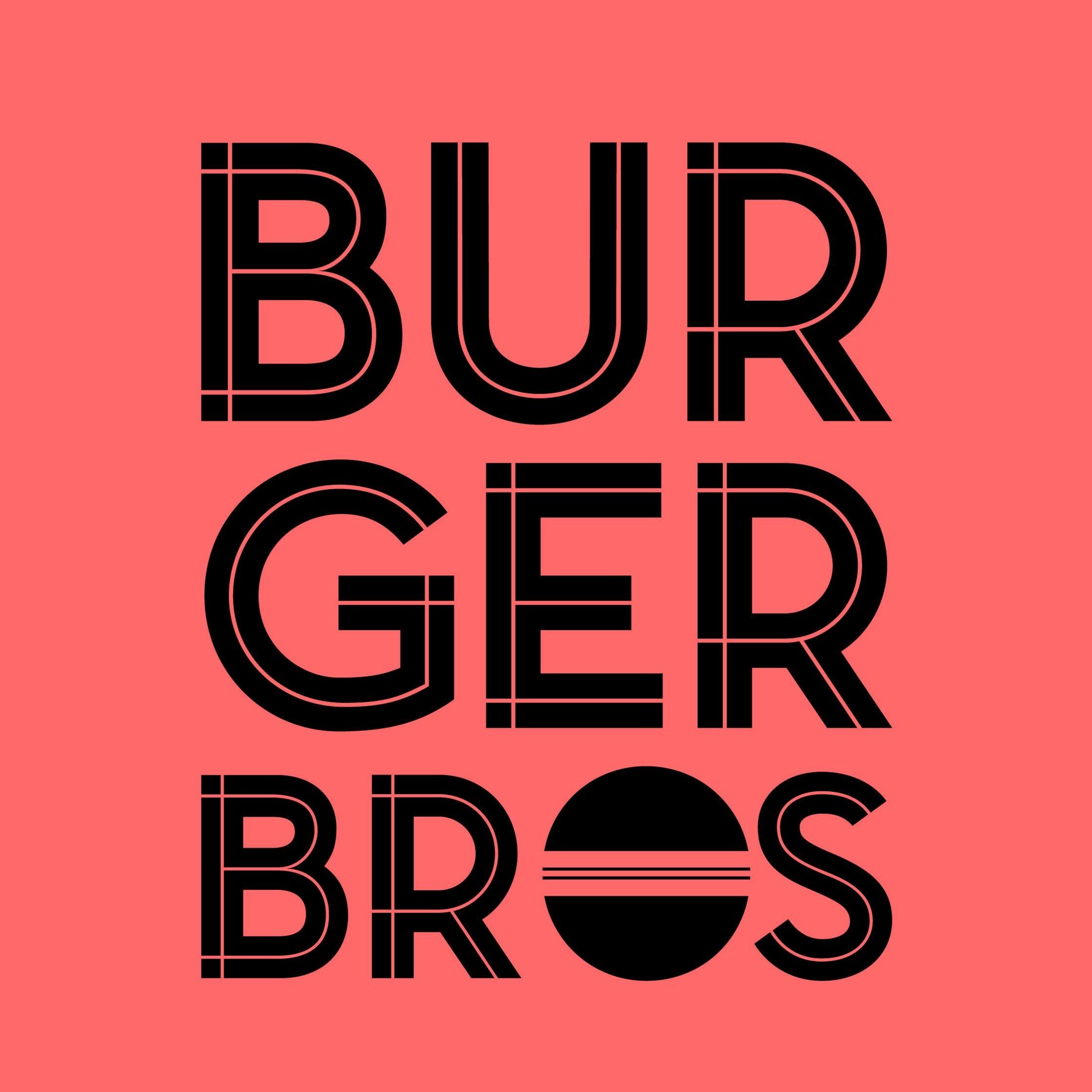 BURGER BROS  [BRAND IDENTITY]