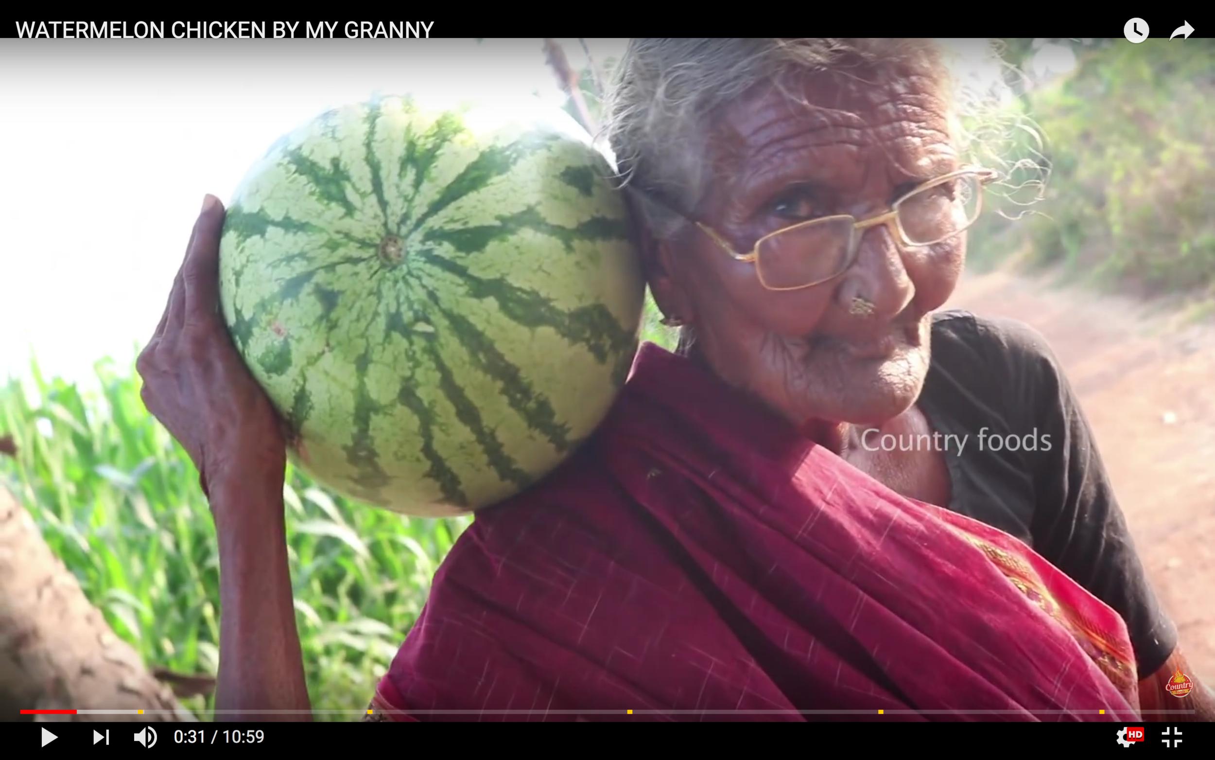 Watermelon Granny