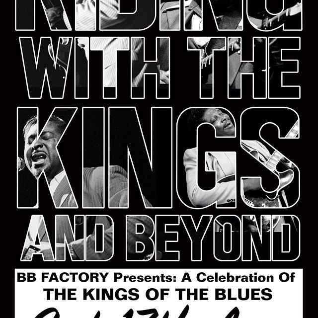 This Sat at Doo Bop bar in Brisbane. Doors open 7pm. Show starts 8pm. https://www.doo-bop.com.au/events/17-august-2019-riding-with-the-king-a-tribute-to-b-b-king-beyond/