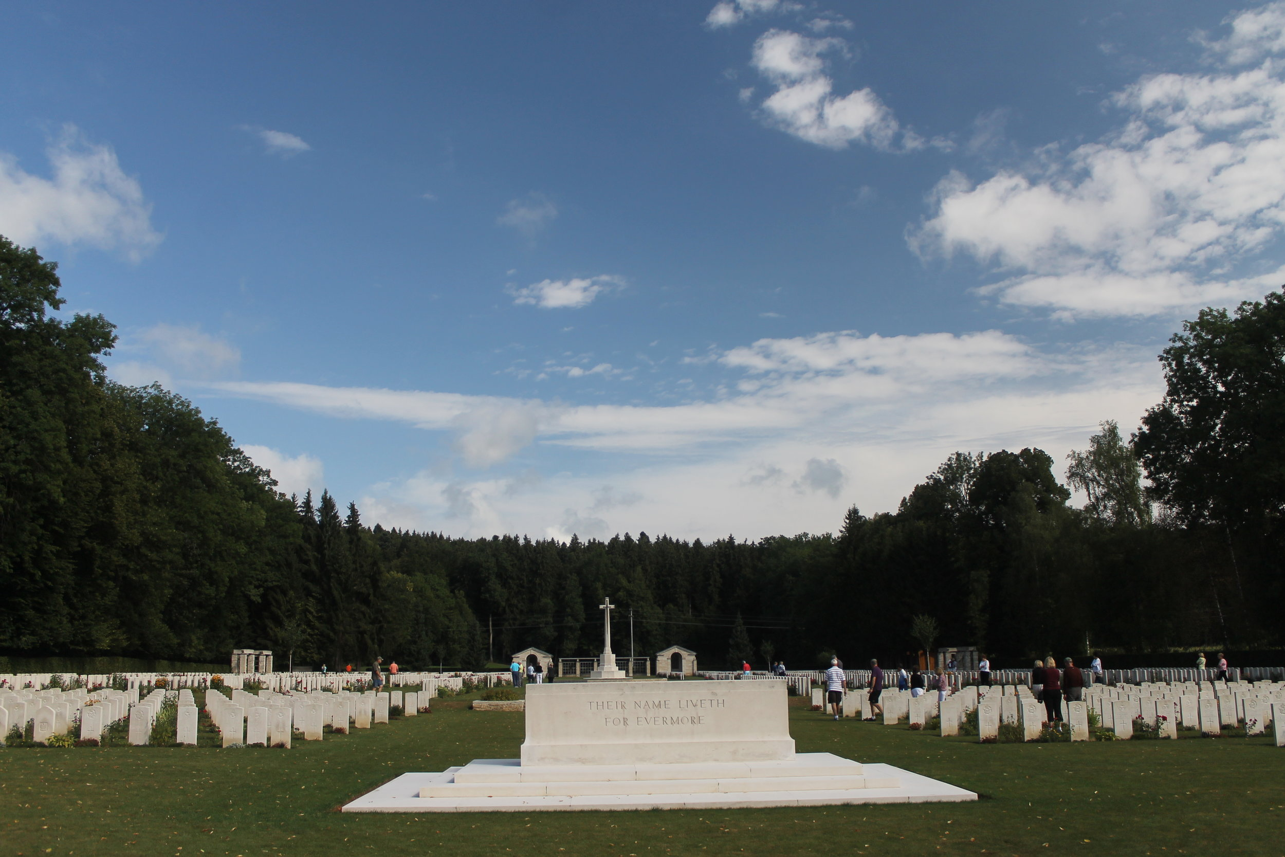 Durnbach WWII Cemetery