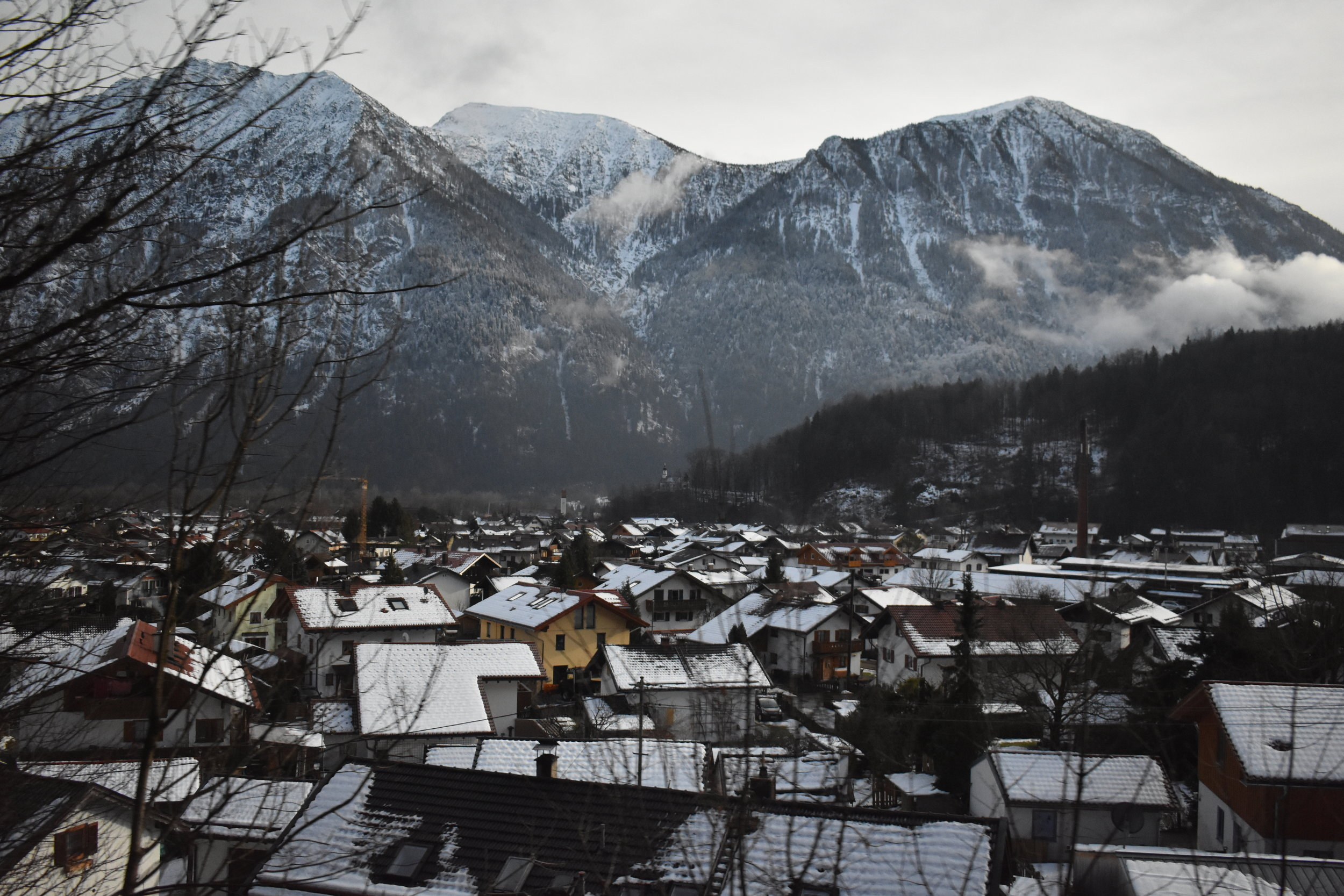 Village of Oberau