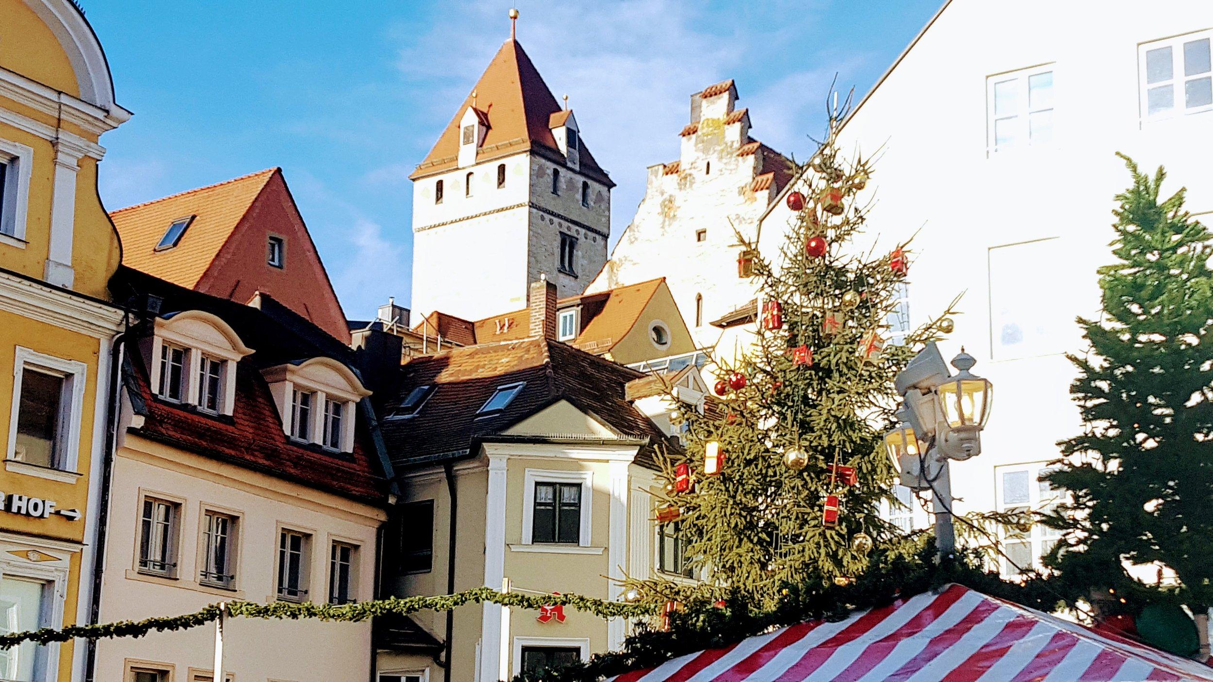 Regensburg Tower
