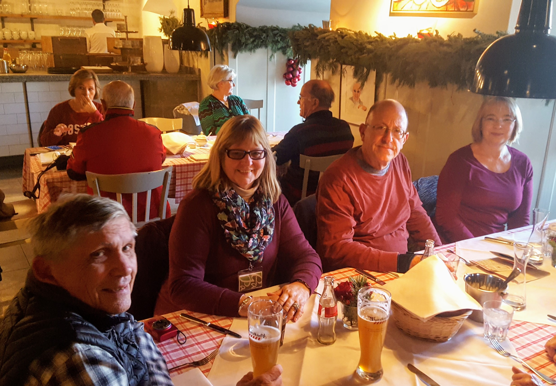 Lunch in Regensburg