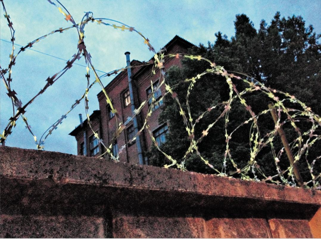 Un aperçu de ce qui fut la prison de Marfino, dans laquelle furent enfermés de nombreux scientifiques soviétiques à l'époque stalinienne.                                                          © c.lovey