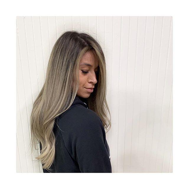 Bronde!  Hair by: @joegilberthair  #gilberthairstudio #joegilberthair #downtownsanjose #hairbrained #crafthairdresser #sanfranciscobayarea #sanjosecalifornia #arrojo #arrojoproduct #davines #davinesproducts #redken #shadeseq #olaplex