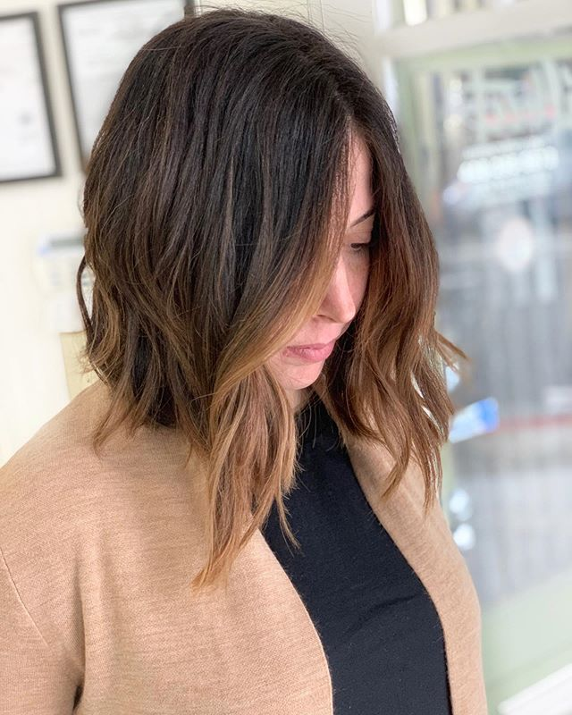 •Little pop of sparkles•  #gilberthairstudio #joegilberthair #downtownsanjose #hairbrained #crafthairdresser #sanfranciscobayarea #sanjosecalifornia #redken #shadeseq #olaplex #virtuelabs #bronde