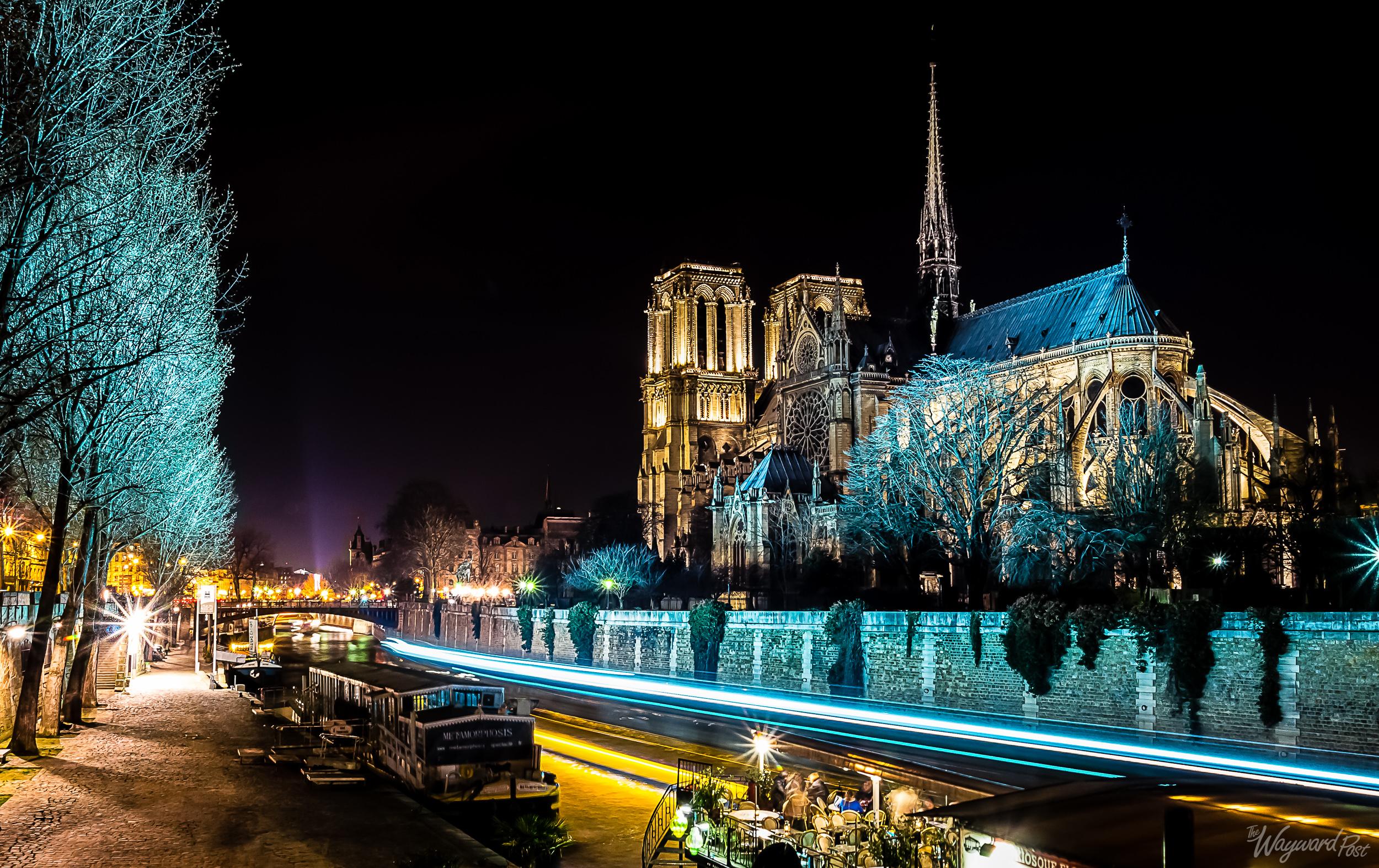 Notre Dame, Cathedral, Paris, France, Saine, The Wayward Post