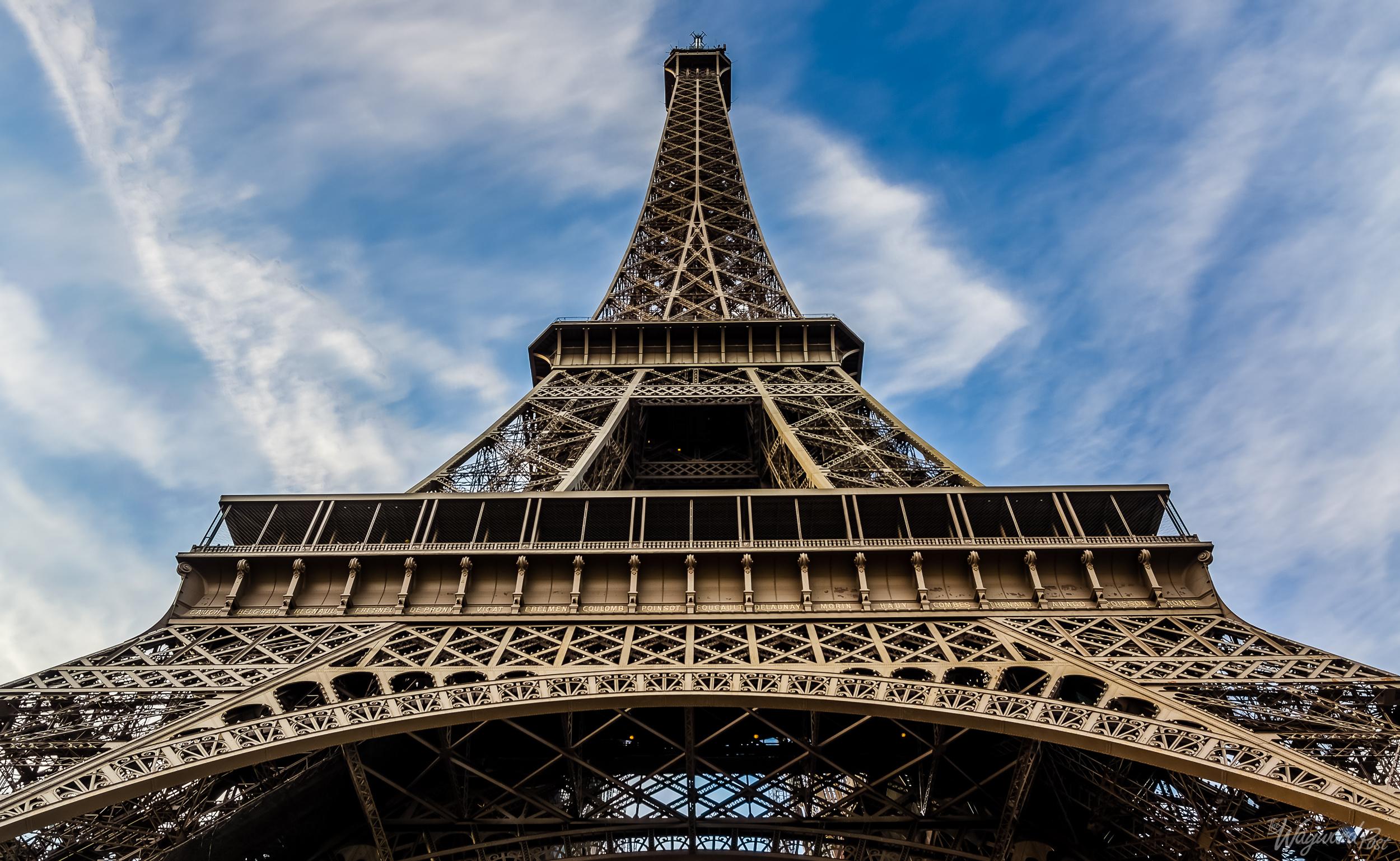 Eiffel Tower,Paris, France, The Wayward Post