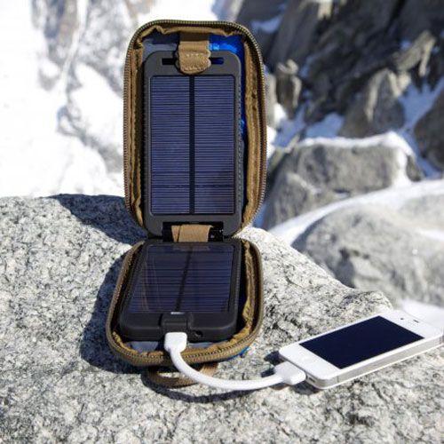 Solar Monkey Adventurer, PowerTraveller, Charger, Phone, Solar, The Wayward Post