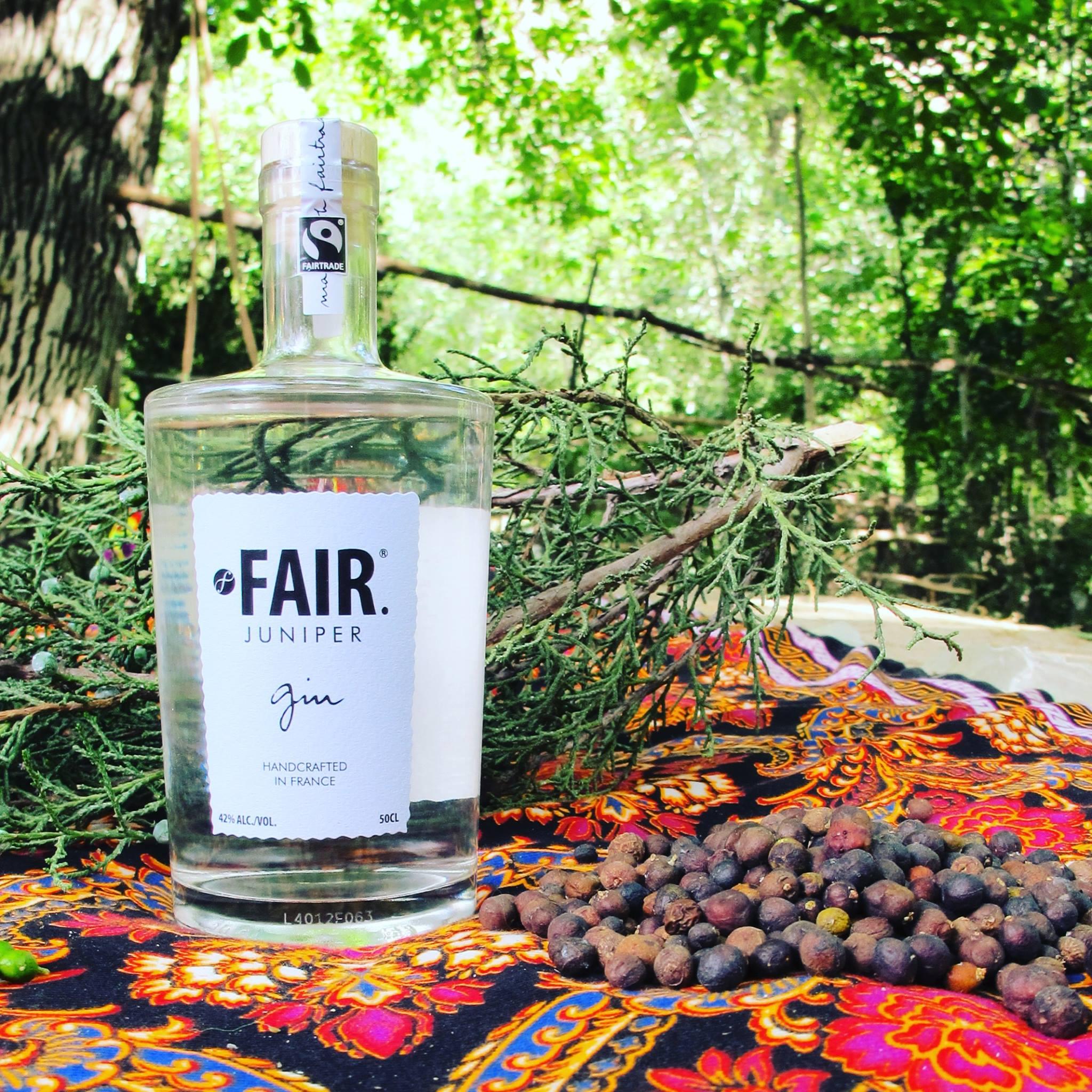 Fair Juniper Gin