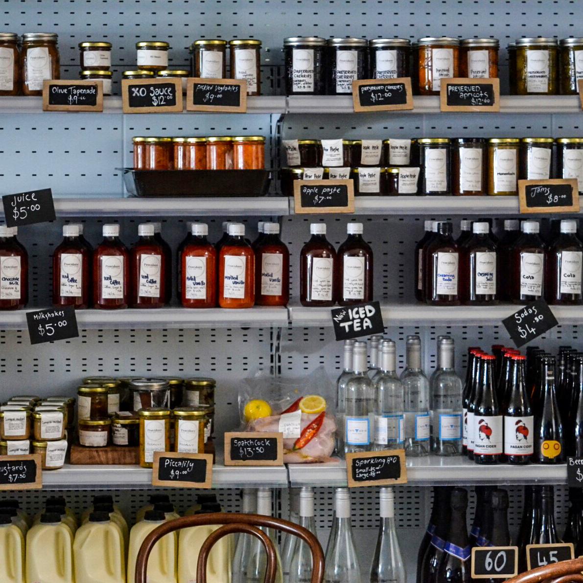 Ethos Restaurant Pantry, Hobart Australia - Photo by Julia Reynolds.jpg