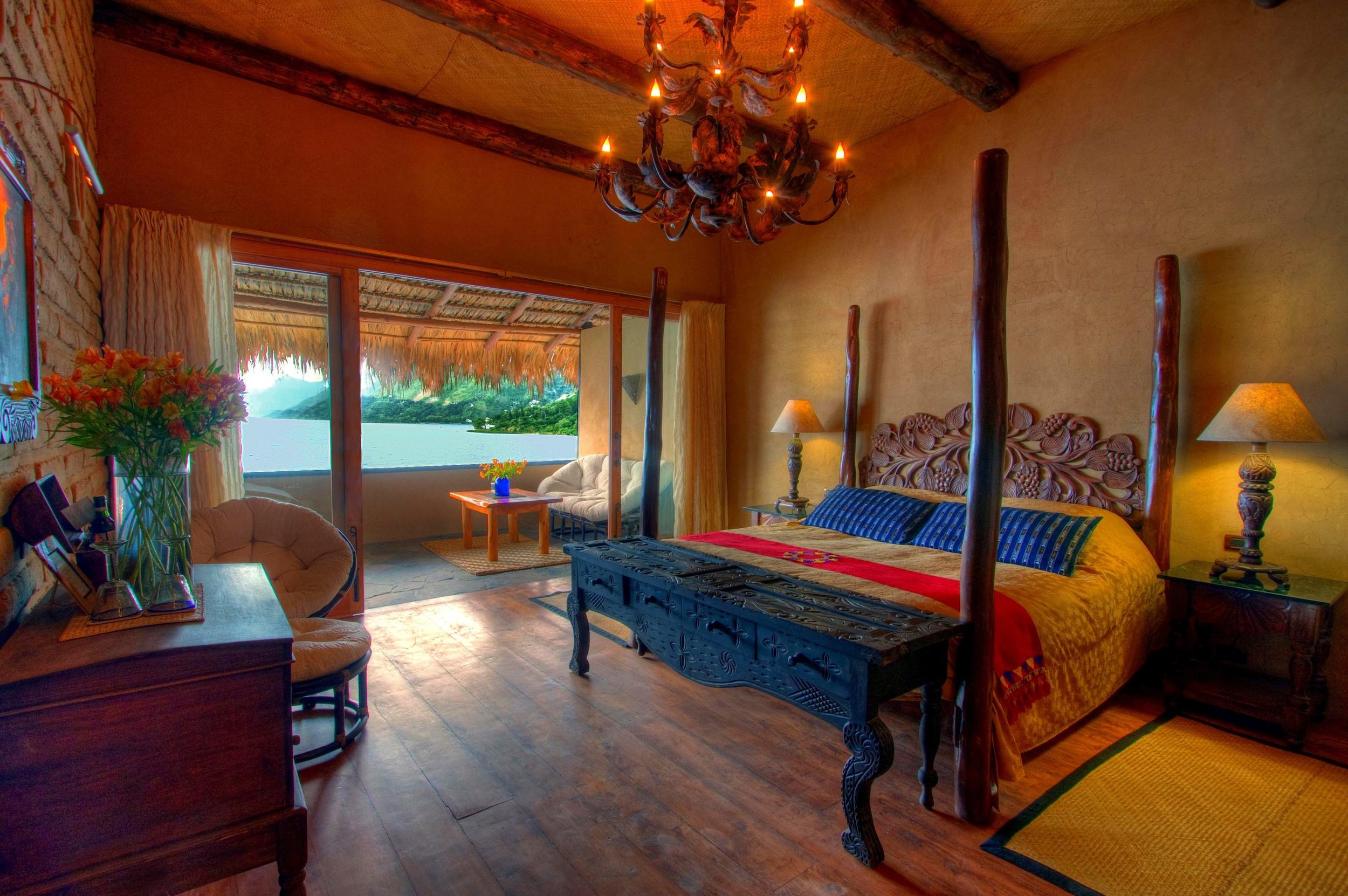 Jaguar Suite. Photo courtesy of Laguna Lodge.