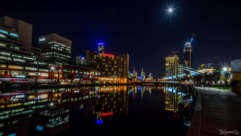 Melbourne Skyline - Photo by Zygmunt Spray