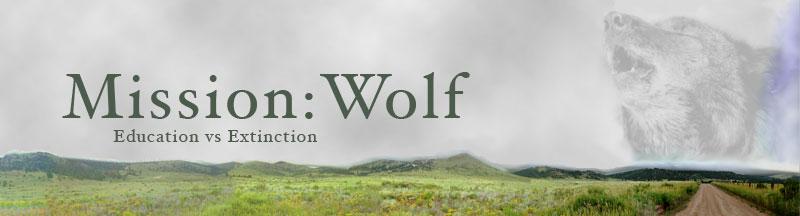 Mission Wolf.