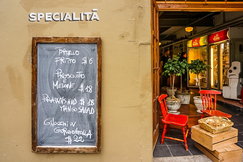 Pasta Emilia, Surry Hills, Sydney Australia. Photo by Laura Fairbourn.
