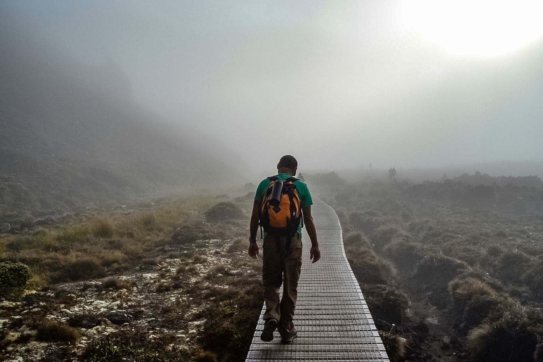 Tongariro Alpine Crossing - 6 Socially Conscious Trip Ideas for New Zealand North Island. Photo by Julia Reynolds.