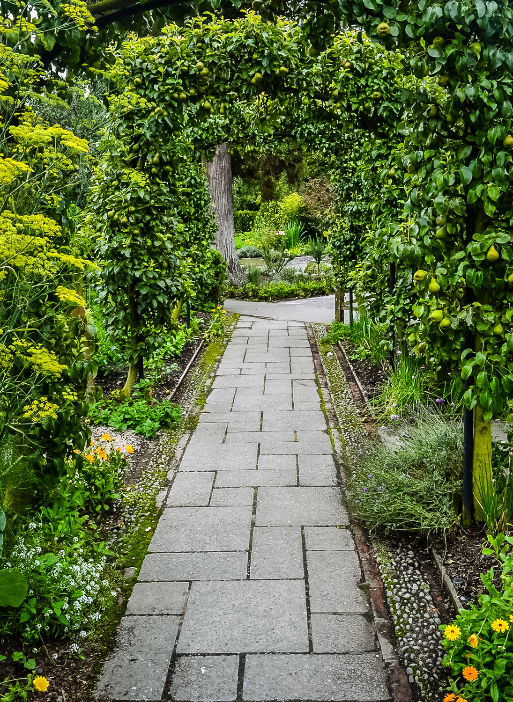 Curator's House Restaurant and Garden, Christchurch New Zealand