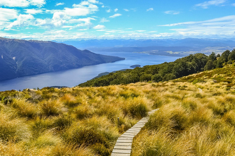 Luxmore Hut, Lake Te Anau - 01 The Wayward Post - Environmentally Friendly New Zealand.jpg