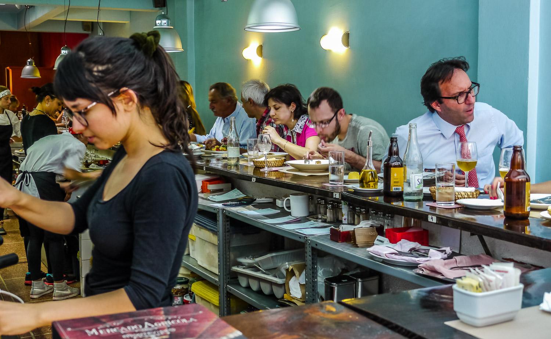 Estrecho. Photo by Johanna Read TravelEater.net - Wayward Weekend in Montevideo, Uruguay