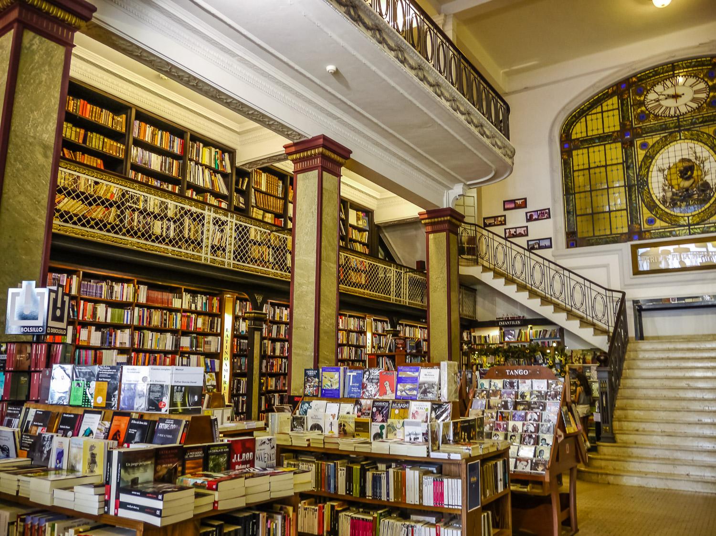 Libreria Más Puro Verso Johanna Read TravelEater.net - Wayward Weekend in Montevideo, Uruguay