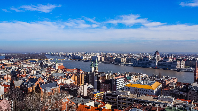 Buda View - Wayward Weekend Budapest