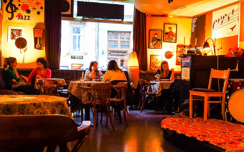 Jedermann Café, Budapest - Wayward Weekend
