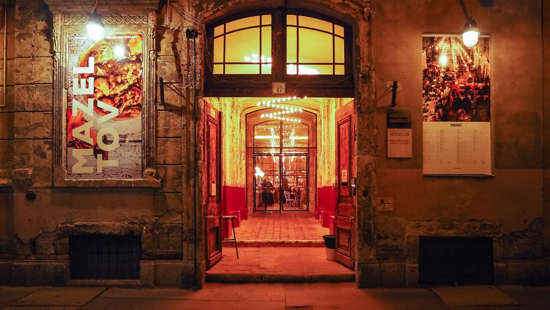 Mazel Tov - Wayward Weekend Budapest