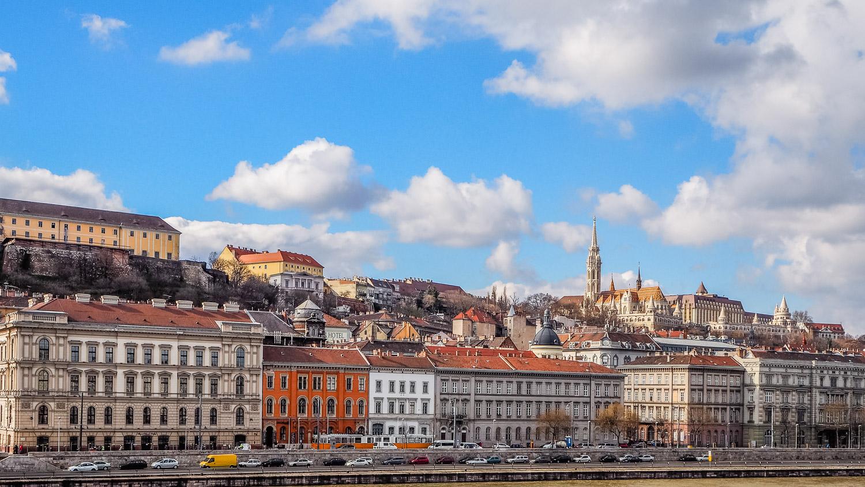 River view - Wayward Weekend Budapest