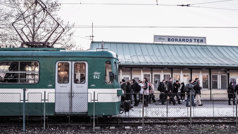 Transit - Wayward Weekend Budapest