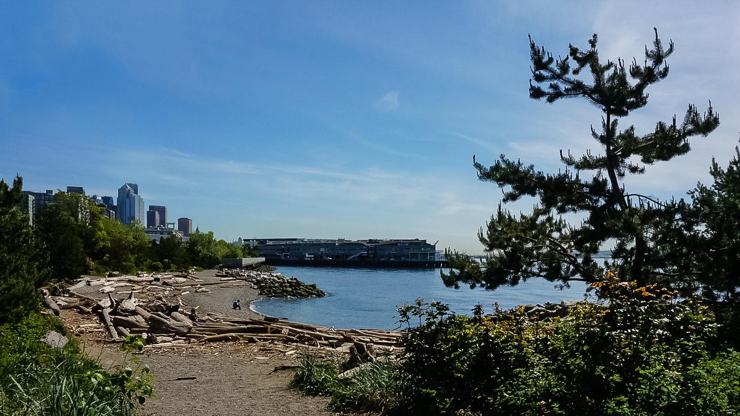 Seattle beach-Edit - Wayward Weekend in Seattle