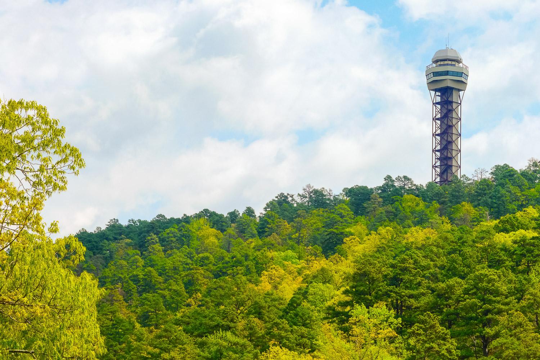 Hot Springs Mountain Tower. Photo by Johanna Read TravelEater.net - Wayward Weekend - 21.jpg