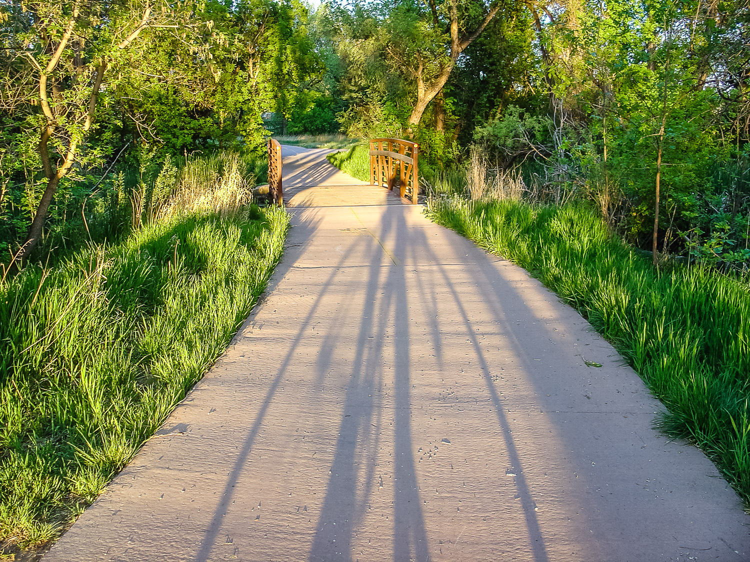 Poudre Bike Trail, Credit CVB - A Wayward Weekend in Fort Collins - 2