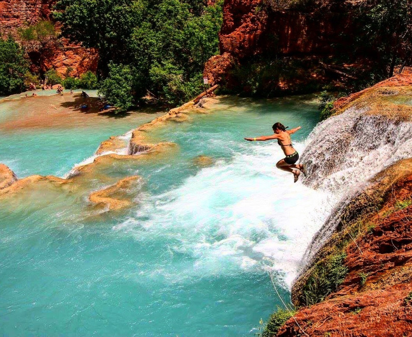 Havasupai Havasu Falls