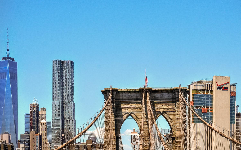 Brooklyn Bridge - The Wayward Post, Weekend in Brooklyn NYC